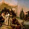 Expédition d'Egypte peinture de Léon Cogniet