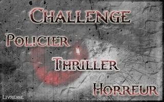 Challenge Policier/Thriller/Horreur