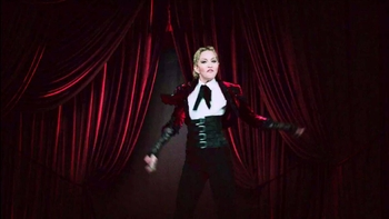 Madonna - Living For Love Video Premiere (5)
