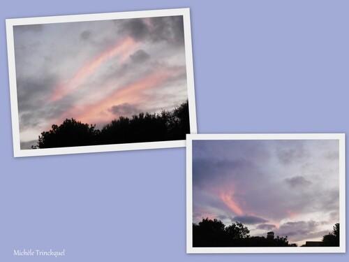 Le ciel au matin du 17 août...