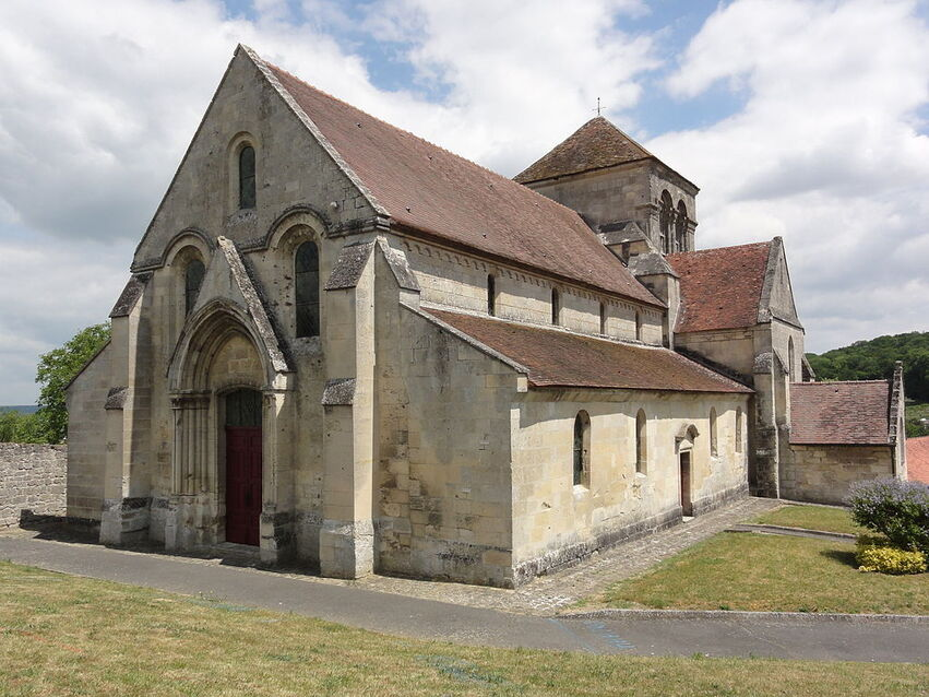 Pernant (Aisne) église Saint-Léger (03).JPG