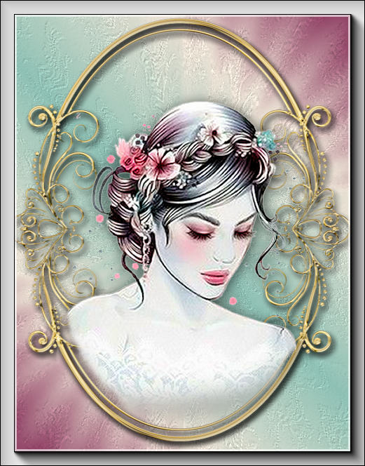 Cartes femmes romantiques