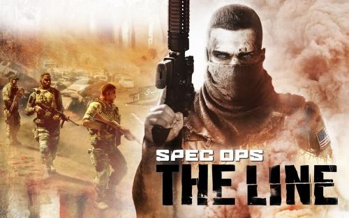 Arrivée - Spec Ops The Line - PS3