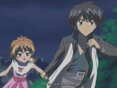 Images de Kilari et Hiroto Episode