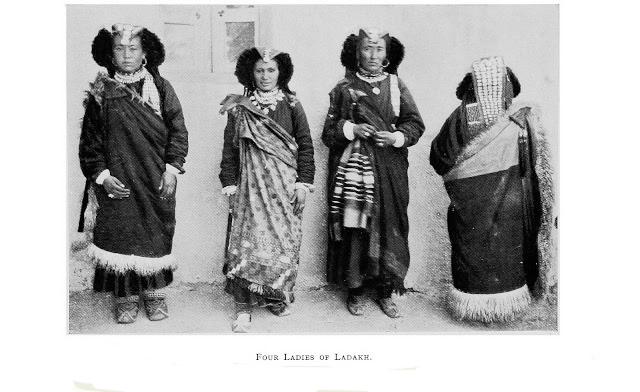 """Résultat de recherche d'images pour """"les femmes de Ladak"""""""