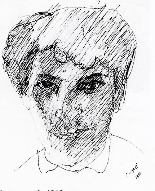 Chagall,l'enfance à Vitebsk