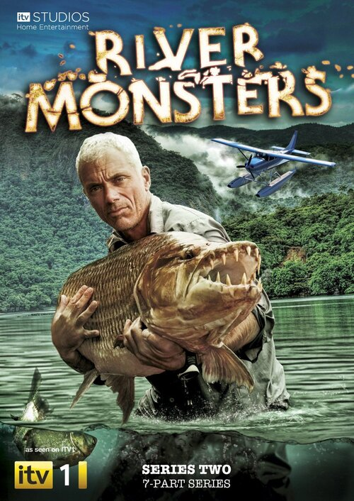 "Bonsoir a l'honneur : "" River Monsters """