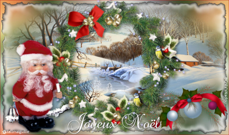 *** 05 - Joyeux Noël ***