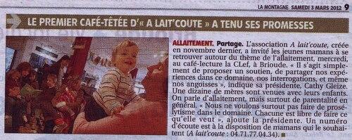La Montagne - 03/2012