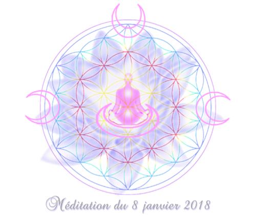 méditation du 8 janvier 2018