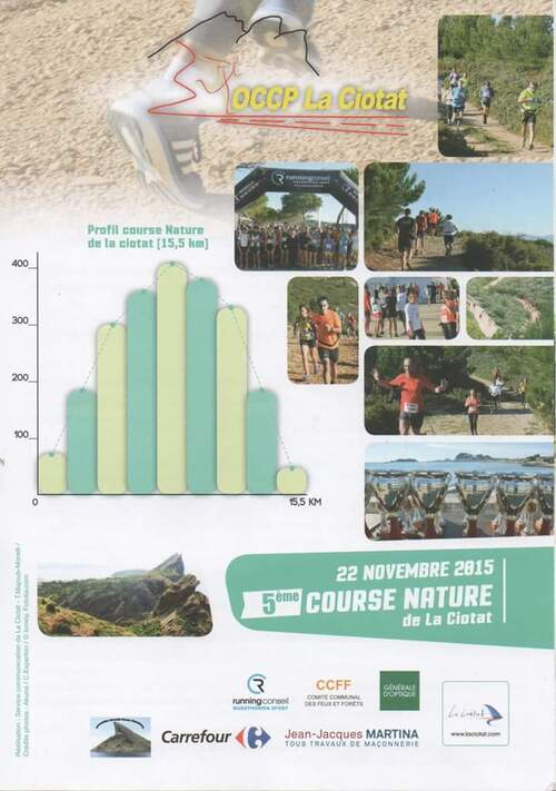 Course nature 2015