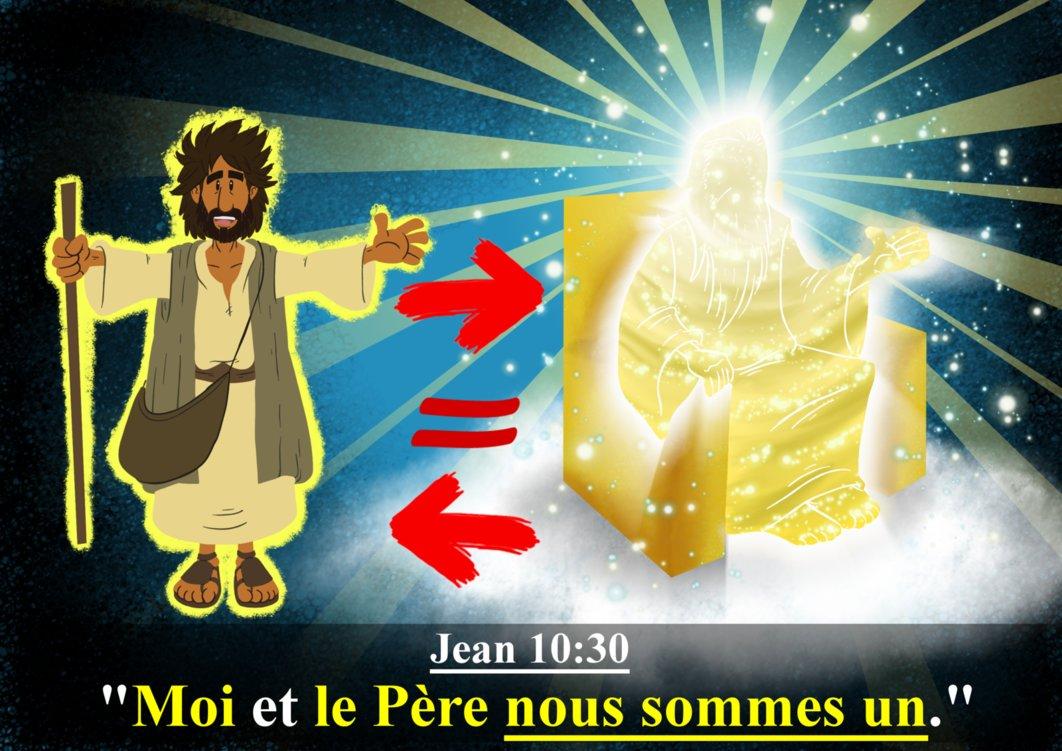 Jean 10:30 by alexpixels