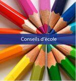 Prochains Conseils des Ecoles de Bures