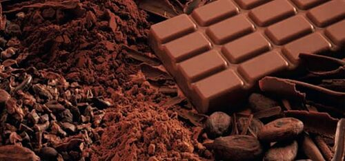 Petit tour chez le chocolat Suisse  !