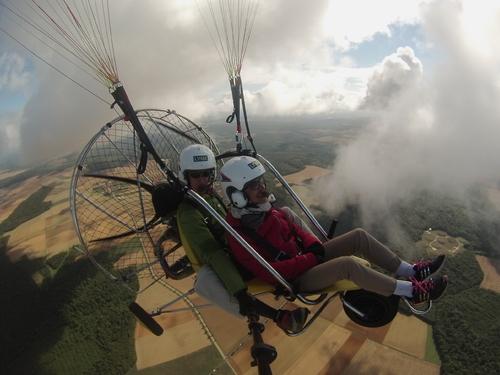 Vols aux nuages