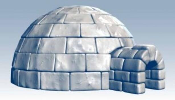 MAGIC HOUSES - Tyler's igloo