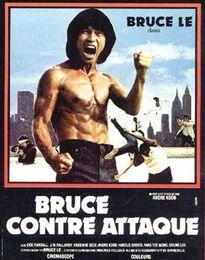 BOX OFFICE FRANCE 1982 BRUCE CONTRE-ATTAQUE