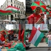 Finale 2014 Bab el OUed en vert et rouge