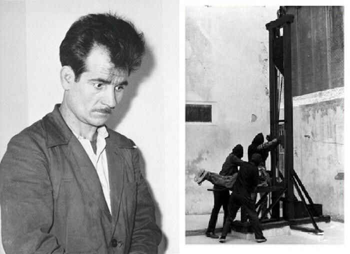 FONTAINE-DE-VAUCLUSE :  Le bourreau qui avait coupé 200 têtes a fini ses jours dans le Vaucluse
