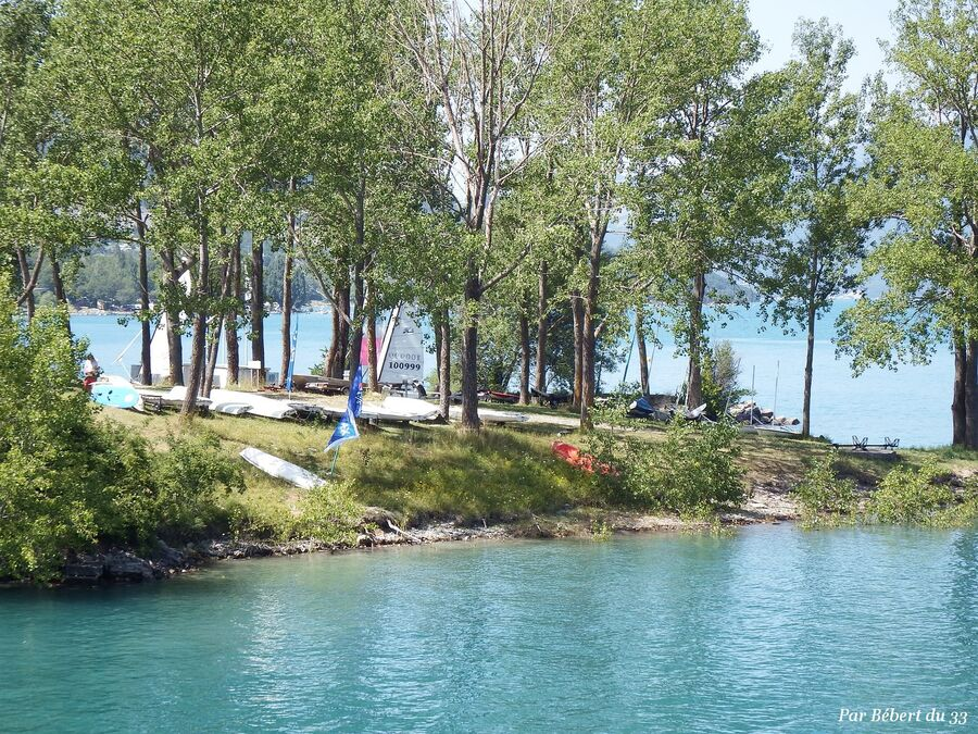 Savines le lac  dept 05