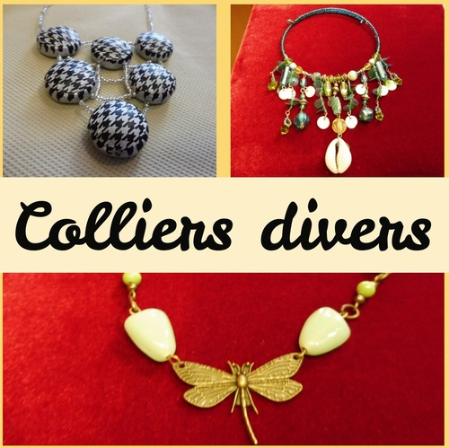 collier divers