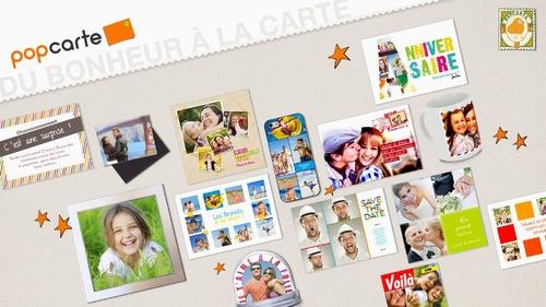 App : Popcarte ... nos photos en cartes postales