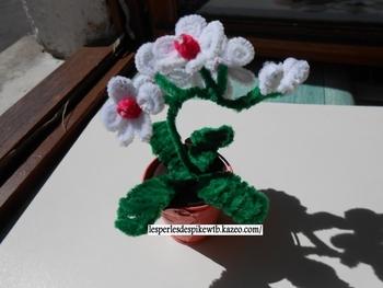 Cure-Pipe - Orchidée (1-1)