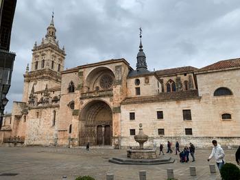 El Burgo de Osma - cathédrale
