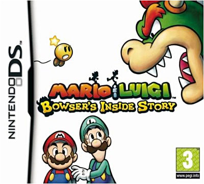 Mario & Luigi : Voyage au Centre de Bowser (EU)(M5)