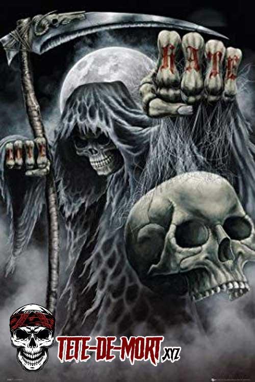 la grande faucheuse de la mort