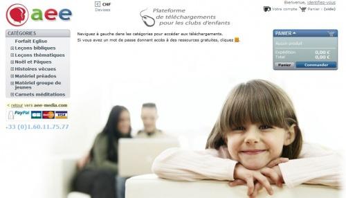 AEE: Association pour l'Evangélisation des Enfants