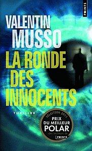 La ronde des innocents - Valentin Musso