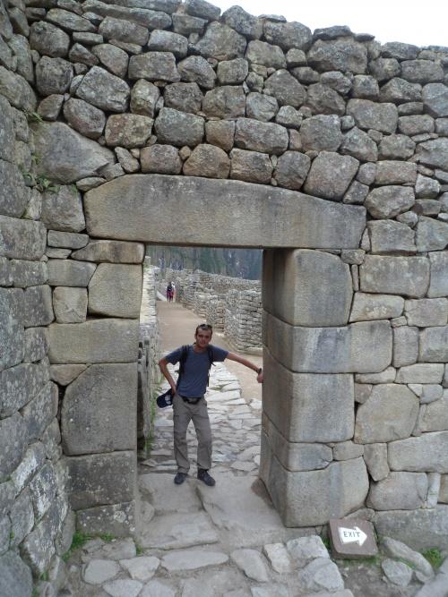 Ollantaytambo et le Machu Picchu