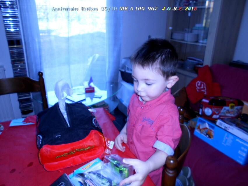 ANNIVERSAIRE :ESTE...          D    01/02/2018