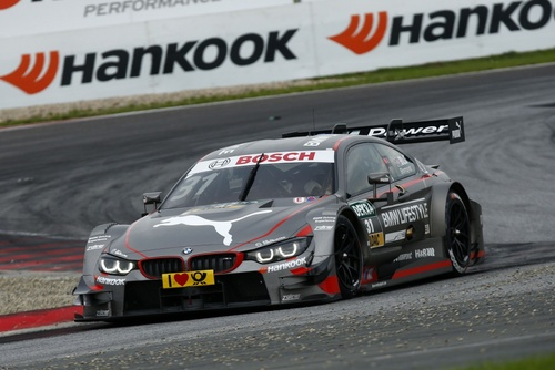 Team RBM BMW M4 Tom Blomqvist