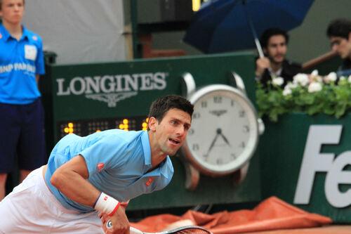 Roland-Garros: Djoko le premier finaliste
