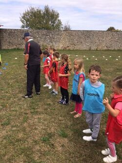 Chouette, on fait du rugby !