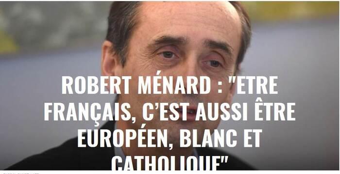 Robert Ménard : l'anti-France