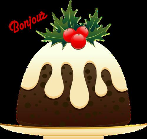 Dessert festif !