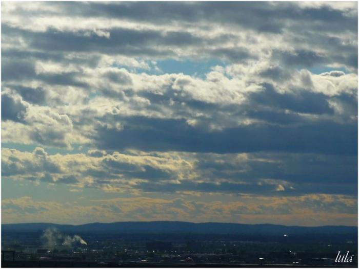 Tubes paysages, arbres et ciel
