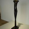 Femme qui marche I, 1932, version de 1936, bronze
