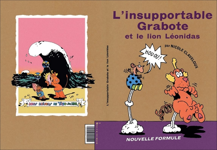 Grabote 1 l'insupportable