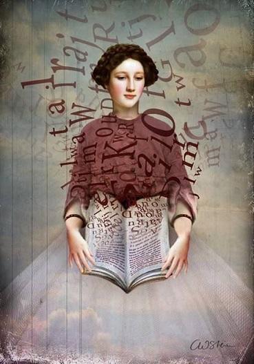 Ton souvenir est comme un livre ...