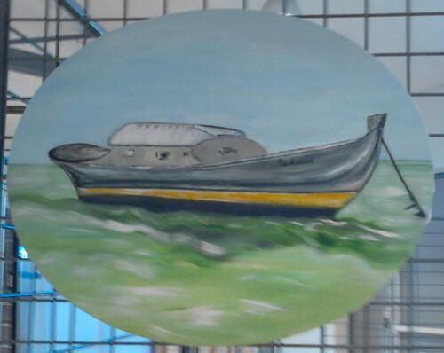 Expo de peinture vendanges !