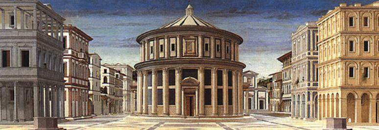 La Cité Idéale (dit aussi « panneau d'Urbino »)