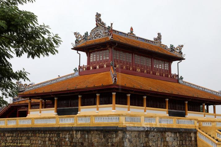 Cité impériale, la Cité pourpre interdite, Huê
