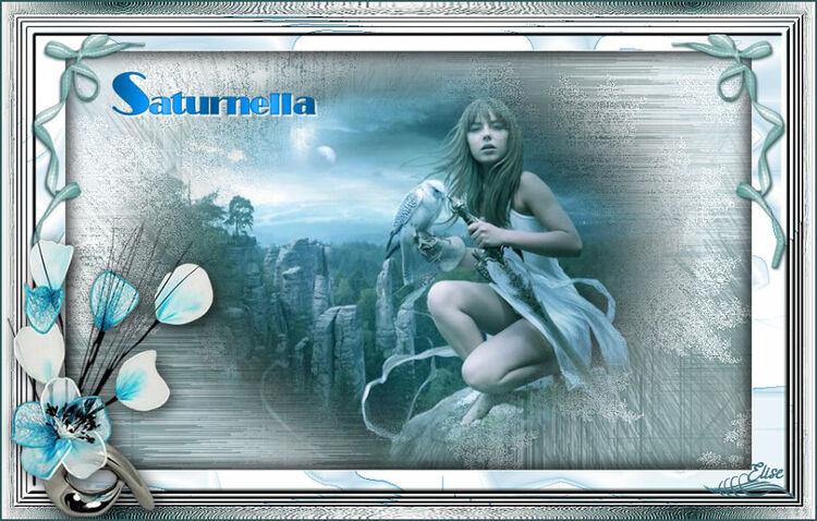 Saturnella de Evalynda  psp
