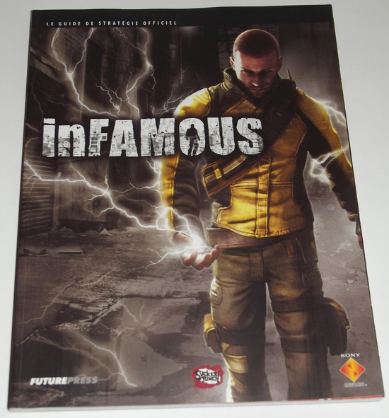 Guide Infamous