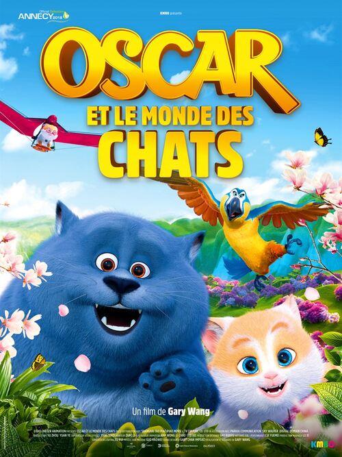 Oscar et le Monde des Chats: 12 Décembre 2018