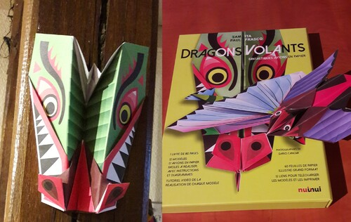 Dragons volants